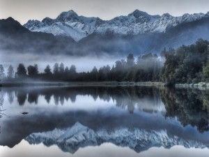 mountains-nature-fog-new-zealand-national-park