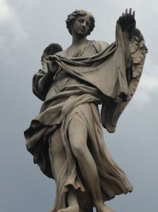 Loved the statues in Rome