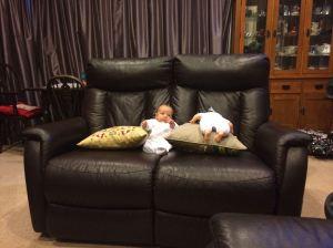 Phteven's idea of parenting.