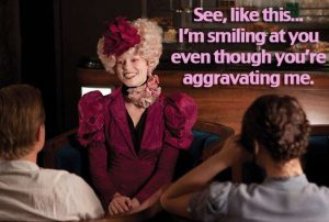 Effie-Trinket-ism