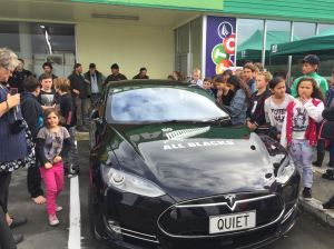 #Proud kiwi kids in Kaiwaka ready to win the RWC