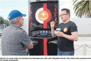 Totara-St-Dargaville-ChargeNet-EV-charger-launch1